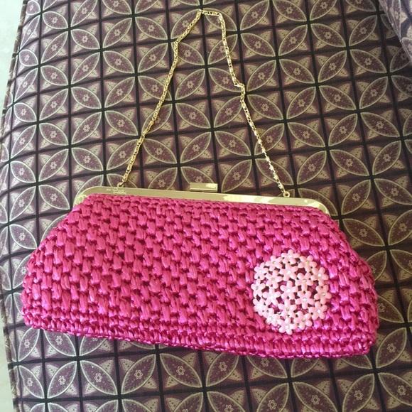 Lilly Pulitzer Handbags - Lilly Pulitzer evening bag